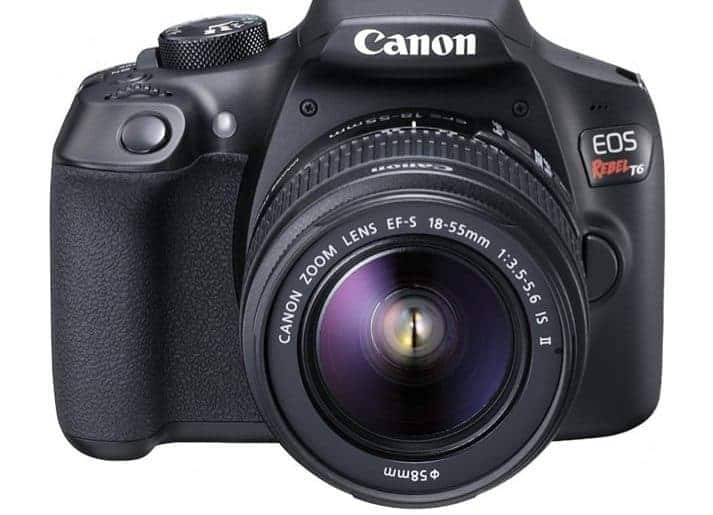 Best Selling DSLR 2018