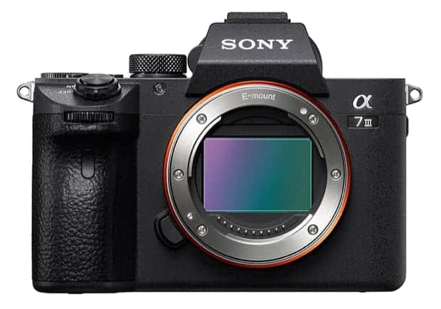 Best Selling Mirrorless Camera 2018
