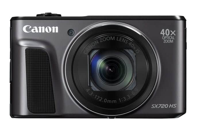 Best Selling Point and Shoot Compact Camera
