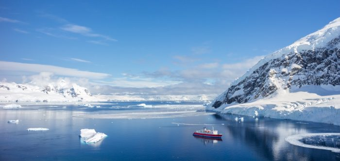 Antarctica Photography Tips: Look for Movements