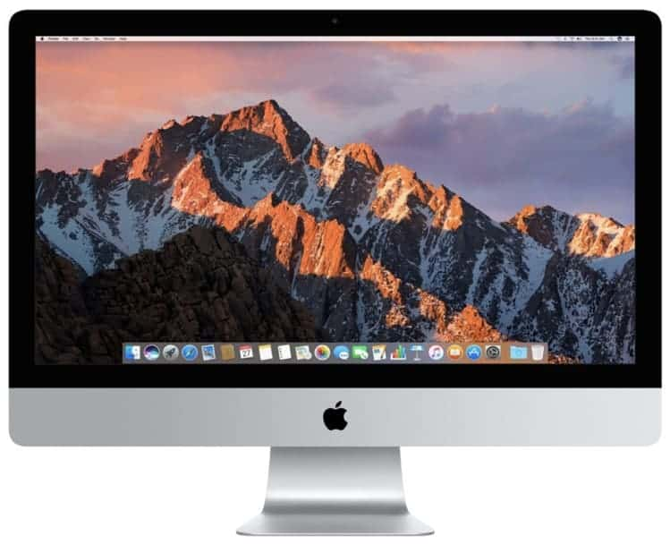 Apple MNED2LL/A 27-inch iMac (Retina 5K Display, 3.8GHz Intel Core i5 Quad Core, 8GB RAM, 2TB Fusion Drive), Silver (Newest Version)