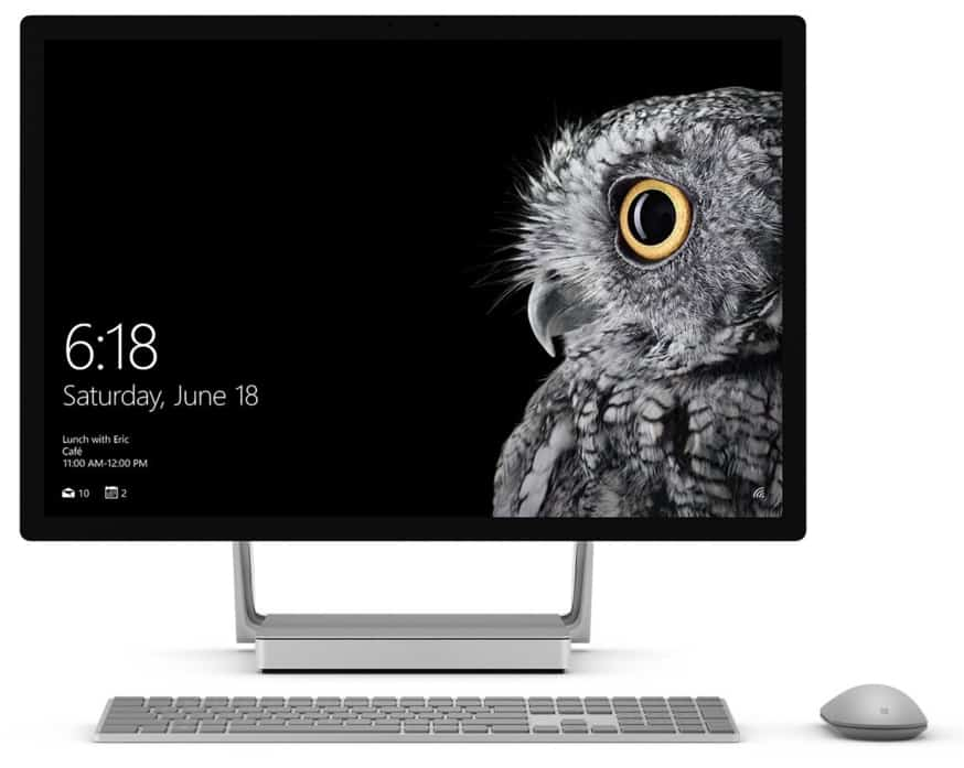 Microsoft Surface Studio (Intel Core i7, 32GB RAM, 2TB)