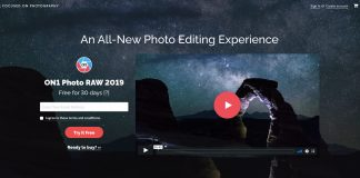 On1 Photo RAW 2019 Review (the all-new photo editing experience)