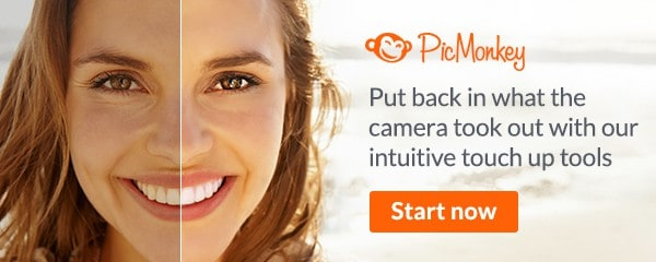 Try PicMonkey Now (7 Days for Free)