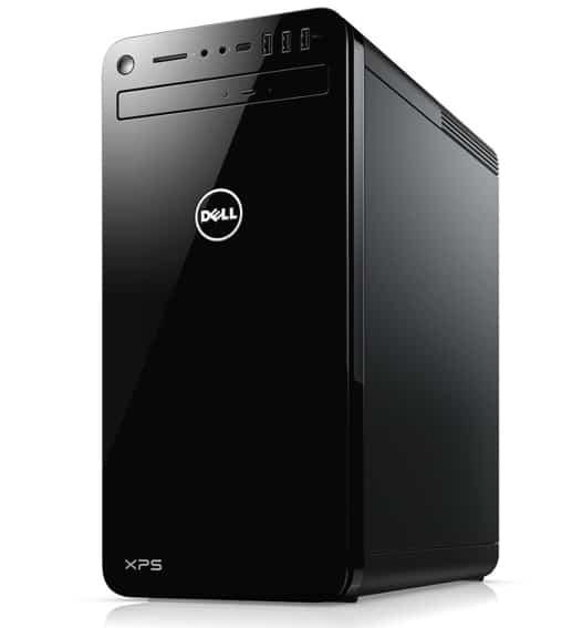ll XPS 8930-7814BLK-PUS Tower Desktop - 8th Gen Intel Core i7-8700 Processor, 32GB DDR4 RAM, 1TB Hard Drive + 16GB Intel Optane Memory, 6GB Nvidia GeForce GTX 1060, DVD Burner, Windows 10 Pro, Black