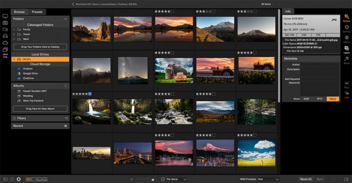 Best Photo Editor for Windows ON1 Photo Raw