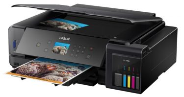 Epson Expression Premium ET-7750 EcoTank All-in-One Inkjet Printer