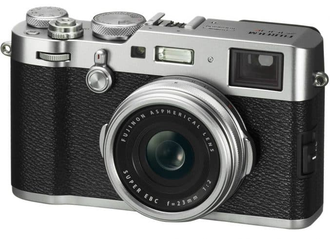 Fujifilm X100F Digital Camera