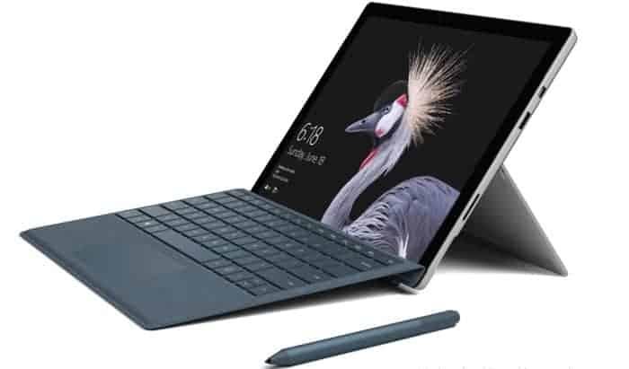 """Microsoft Surface Pro 12.3"""" 1 TB SSD"""