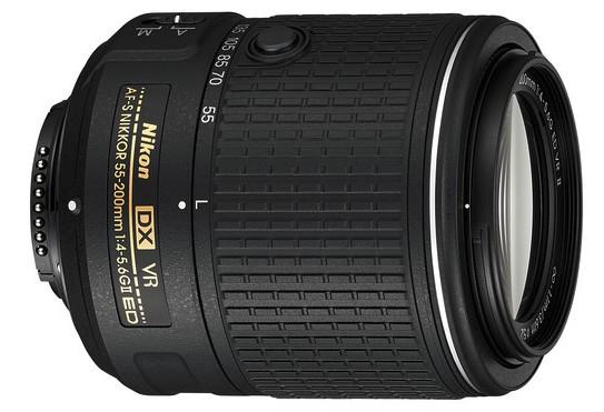 Nikon AF-S DX Nikkor 55-200mm f/4 – 5.6G ED VR II