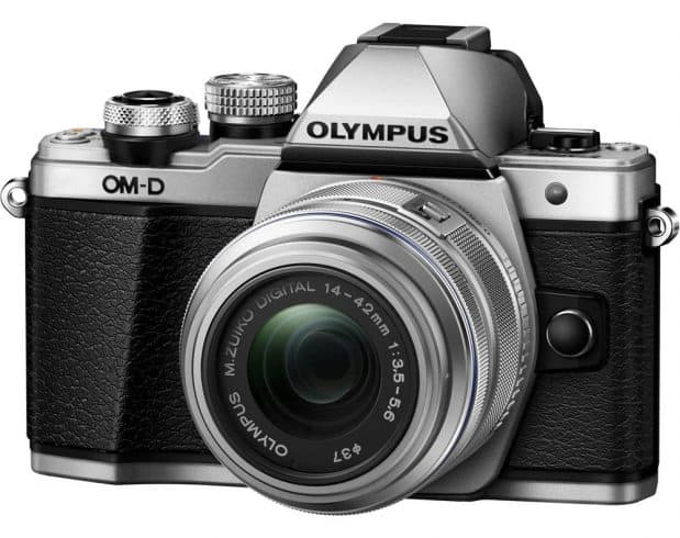 Olympus OM-D E-M10 Mark II Mirrorless Micro Four Thirds Digital Camera