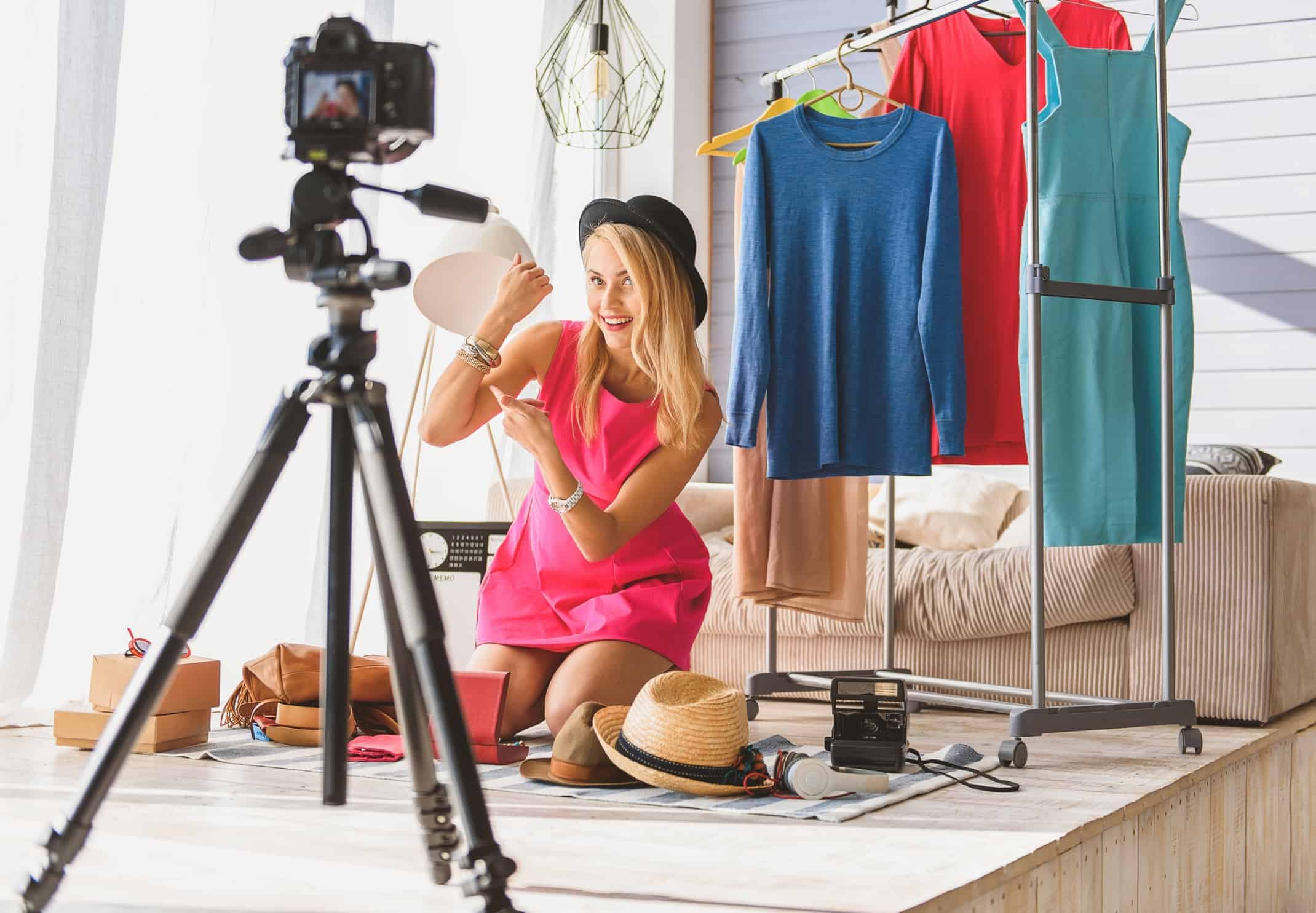 Why you should hire a Professional Model for your Social Media Campaign