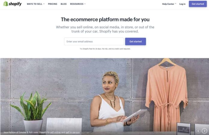 Shopify for Photographers and Artist: a Review