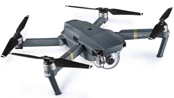The DJI Mavic Pro Quadcopter (Another Nice Pick for Real Estate Photography)