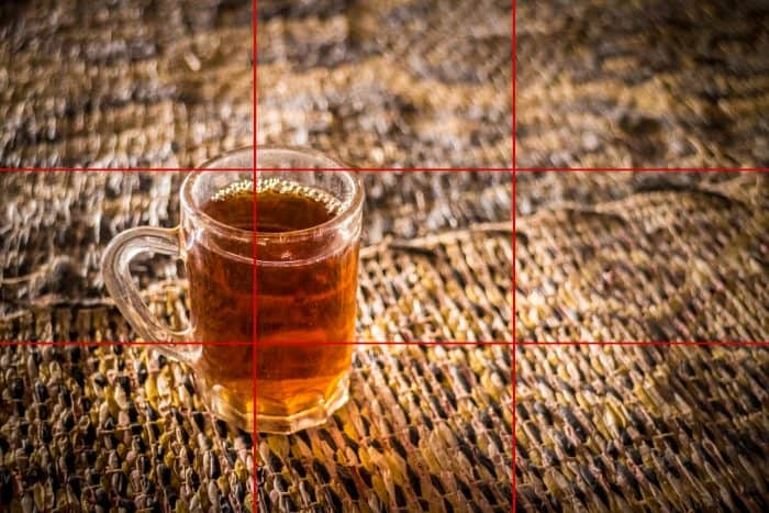 Photography Basics - Rule of thirds