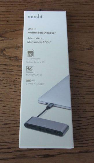 Moshi USB-C Multimedia Adapter Review