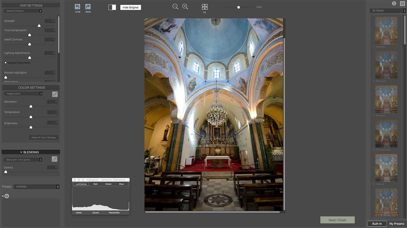 Photomatix 6.1 Release: New Darkmode, Dual White Balance (get 15% off)