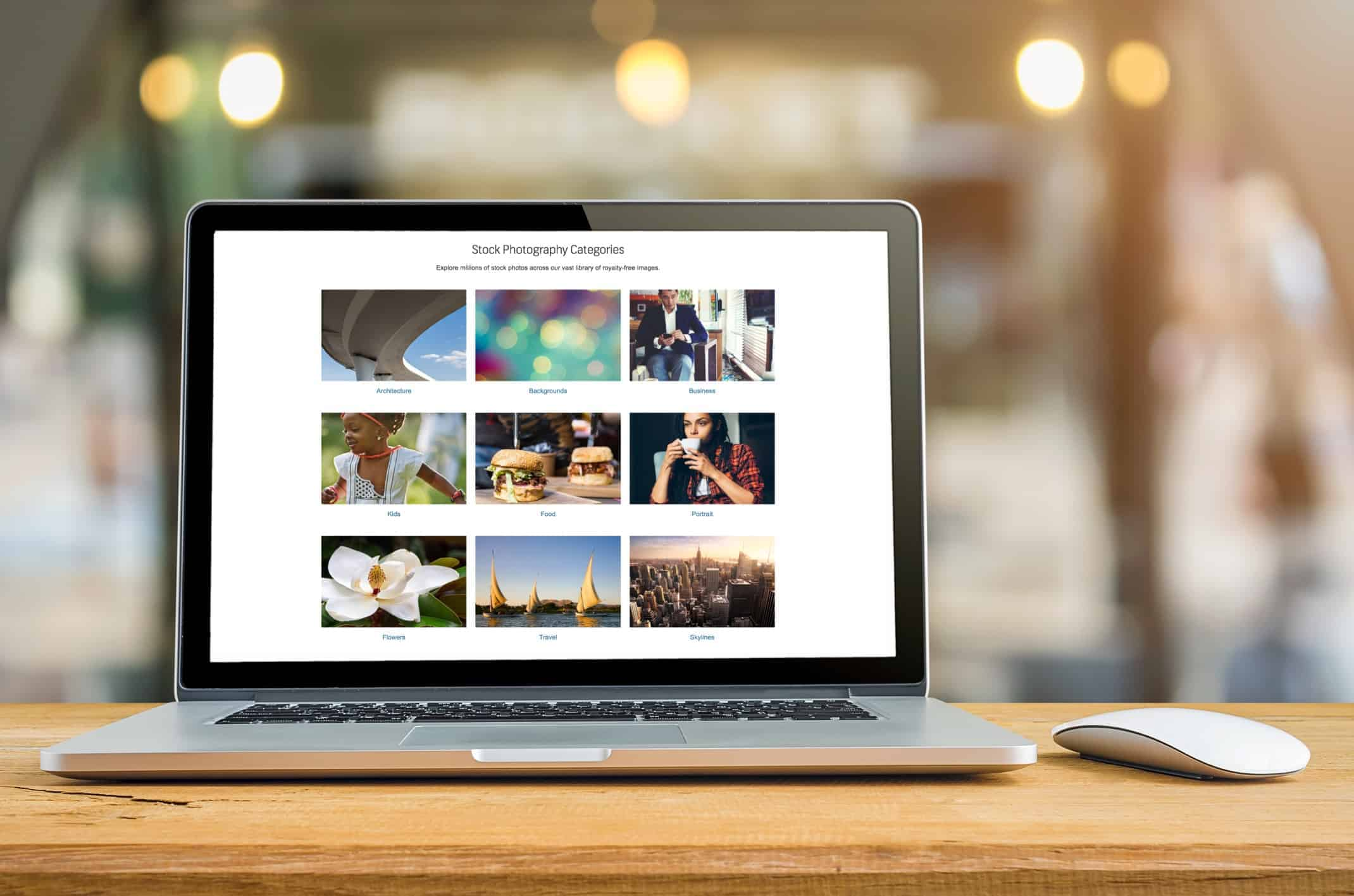 Finding the Best Stock Photo Site.