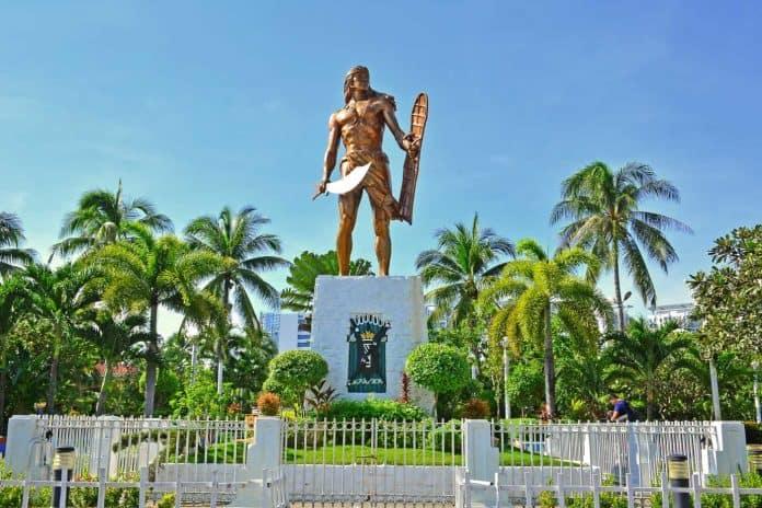 The Lapu Lapu Shrine Cebu Philippines