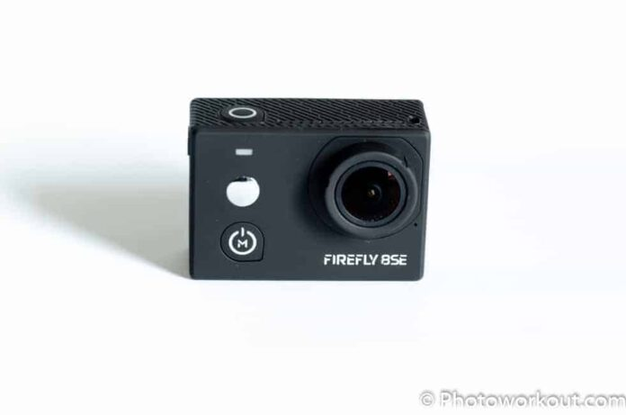 The Hawkeye Firefly 8se 4k Action Camera
