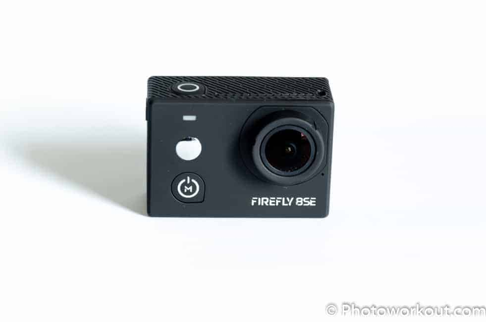 The Hawkeye Firefly 8se 4k Action Camera