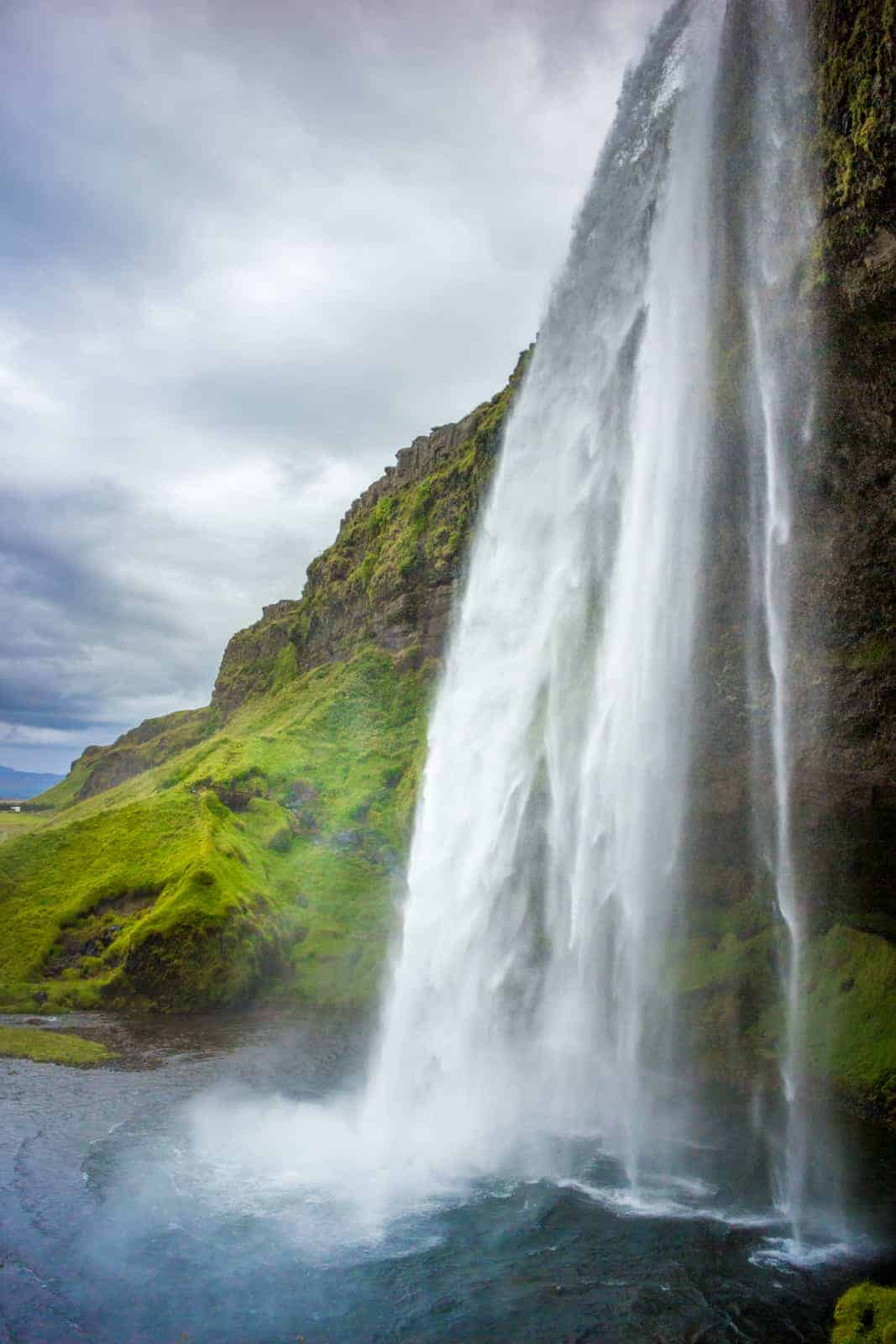 What to photograph in Iceland - Seljalandsfoss Waterfall