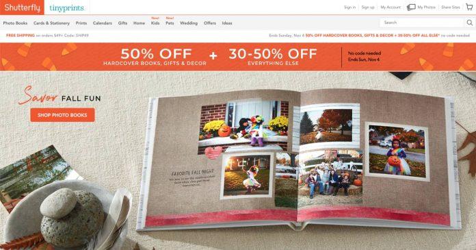 Shutterfly Photo-books