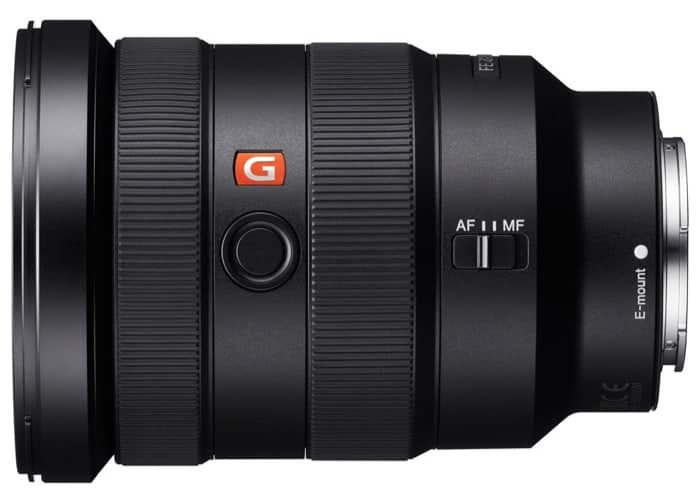 One of the best zoom lenses for the Sony Mirrorless Full Frame Cameras: the Sony FE 16-35mm F2.8 GM Wide-Angle Zoom Lens
