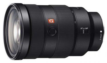 Sony FE 24-70mm f/2.8 GM Zoom Lens