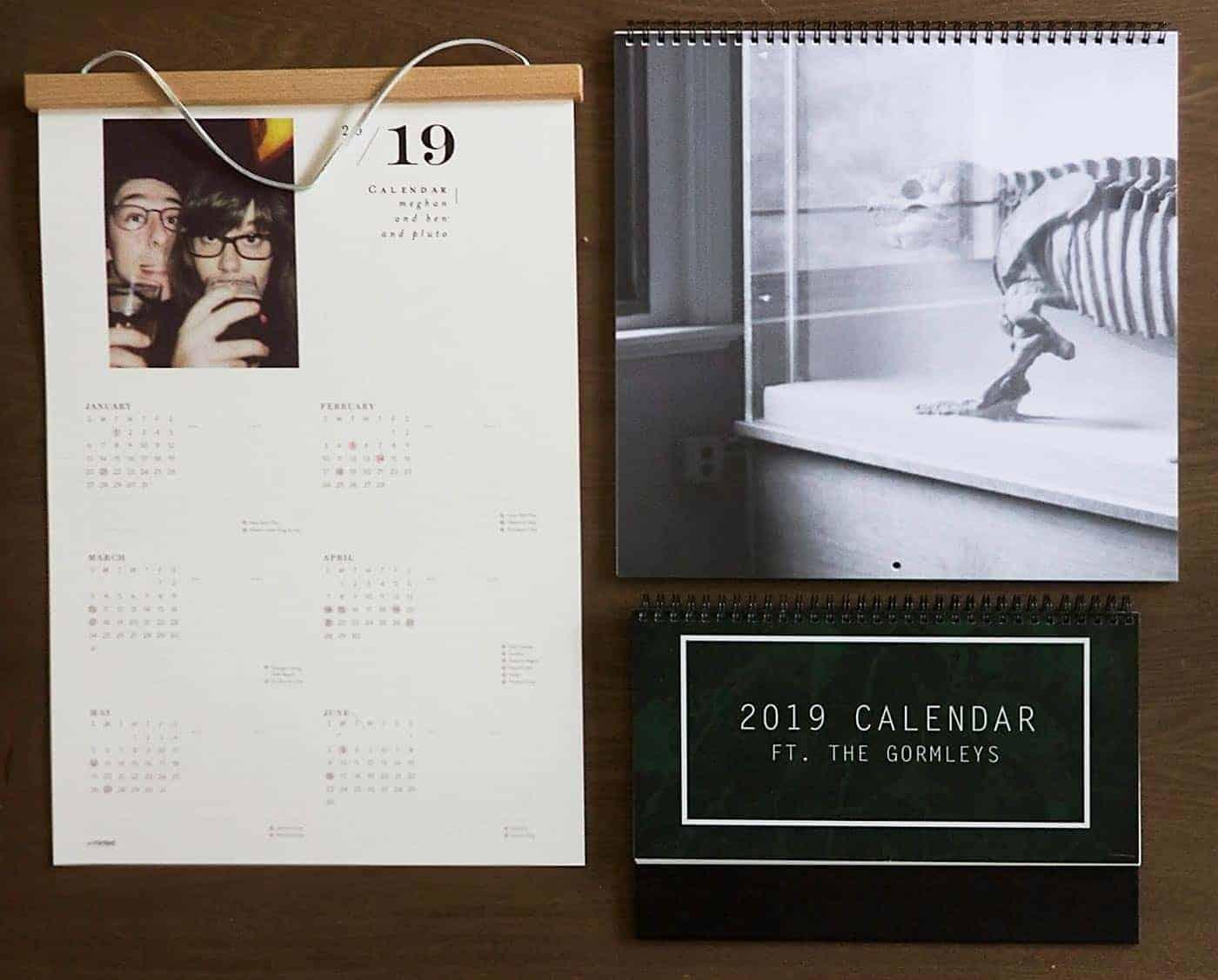 shutterfly calendar 2019