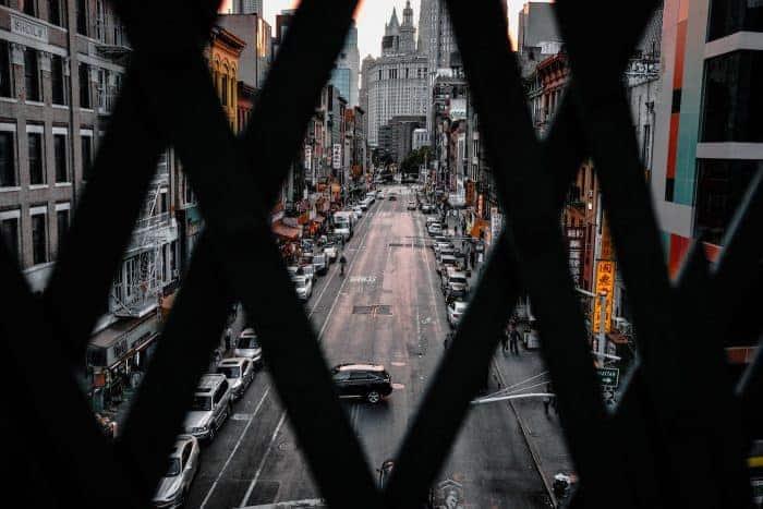 chinatown manhattan bridge