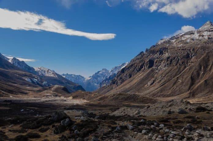 sikkim, landscape photography