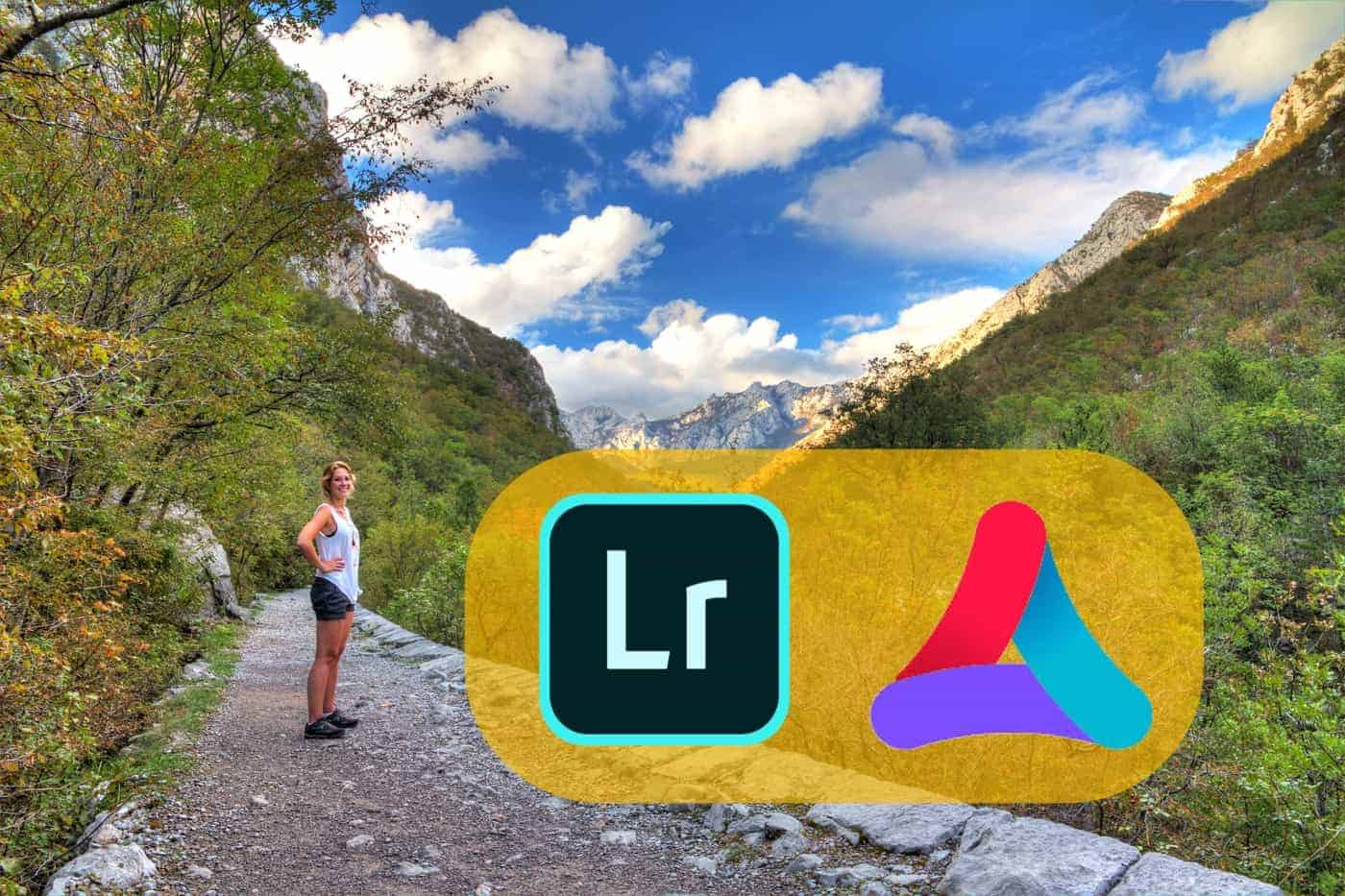 Aurora HDR vs Lightroom to Merge Bracketed Photos