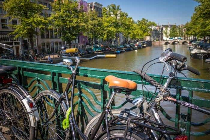What to photograph in Amsterdam - Bikes