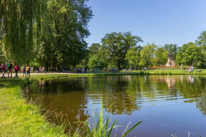What to photograph in Amsterdam - Parks