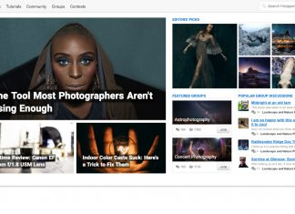 Fstoppers - one of the best blogs to learn photography