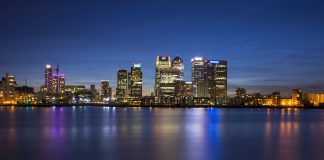Best Places to Photograph in London - Canary Wharf
