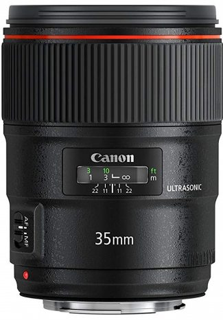 Canon 35mm f/1.4