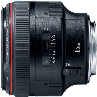 Canon 85mm lens