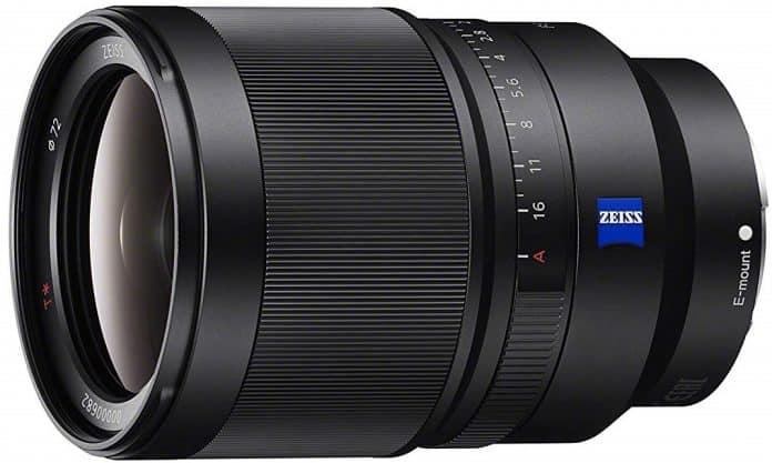 Sony 85mm f/1.4