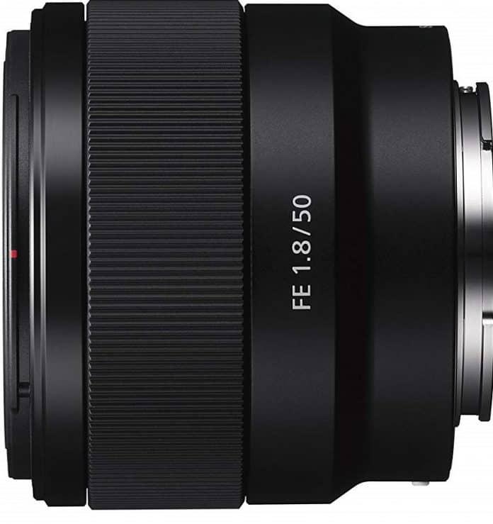Sony FE 50mm f/1.8 budget lens