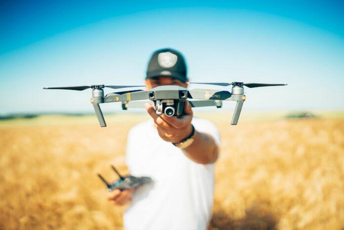 drone photogrpahy