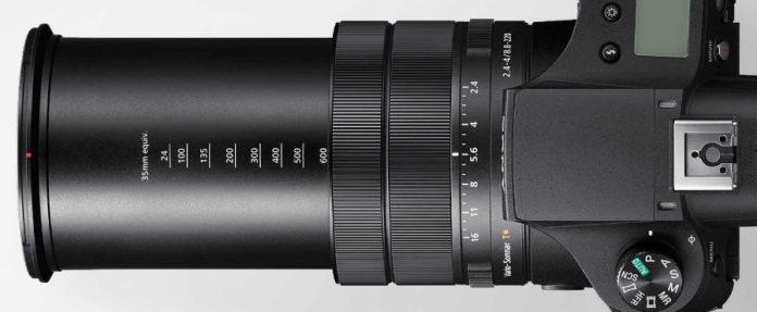 Sony RX10 comparison