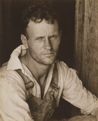 Famous Photograph by Walker Evans, July, 1936