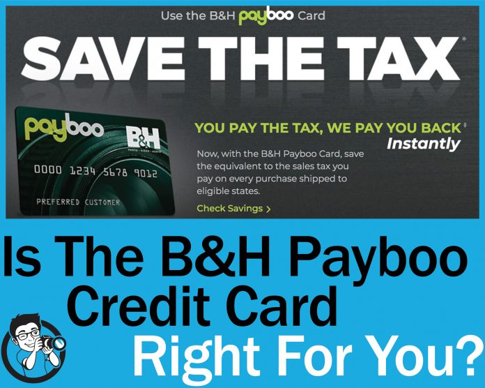 B&H introduces the Payboo Card - is it right for you?