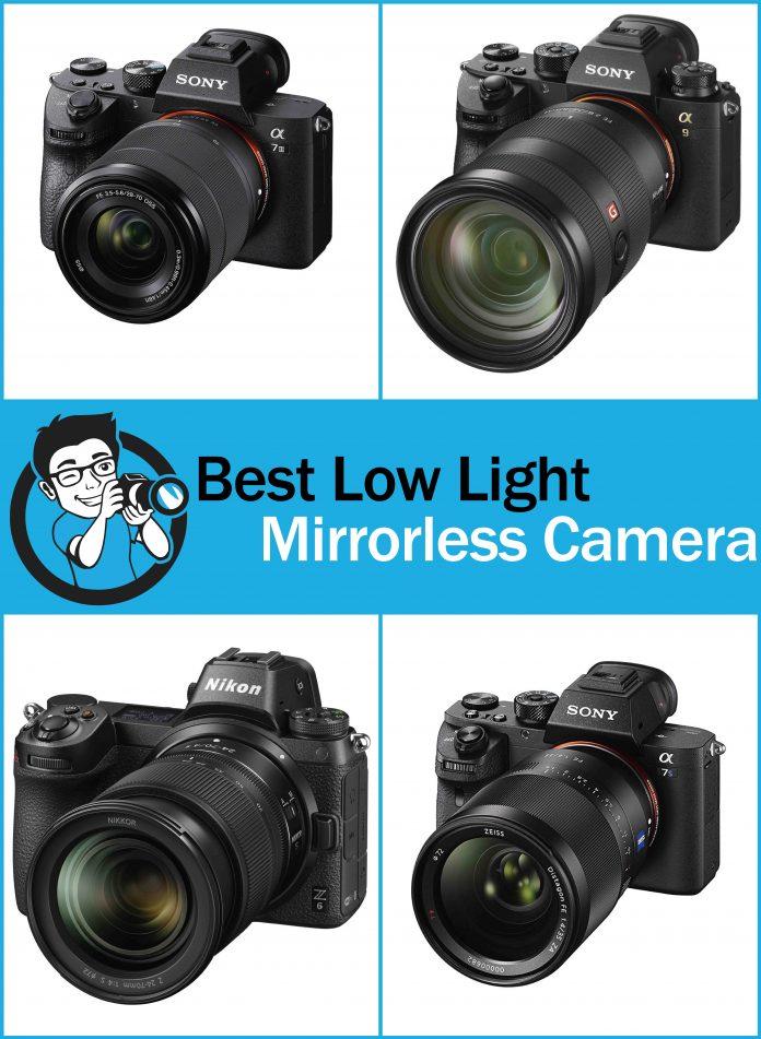 Best Low Light Mirrorless Camera