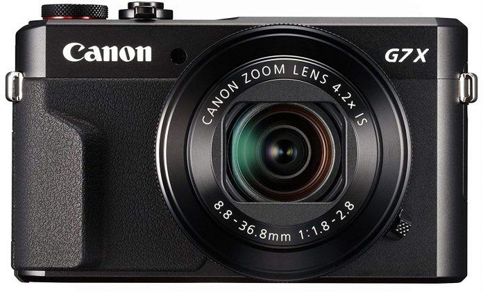 Canon G7X Best Vlogging Camera