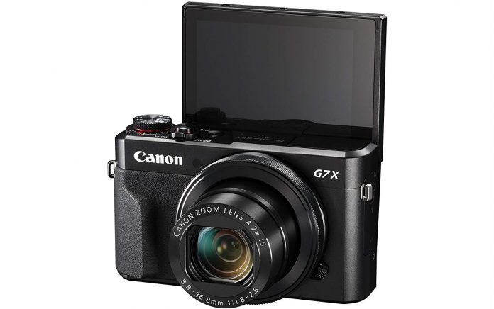 Canon G7X Screen variation