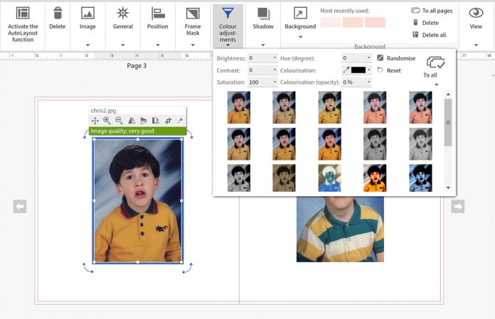 SAAL Editing Software