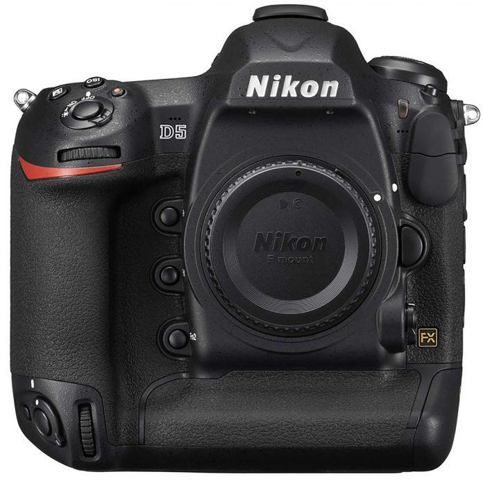 Nikon D5 best sports camera body
